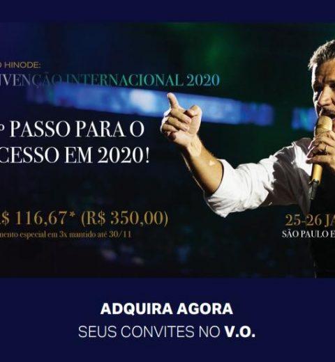 Convenção Hinode 2020