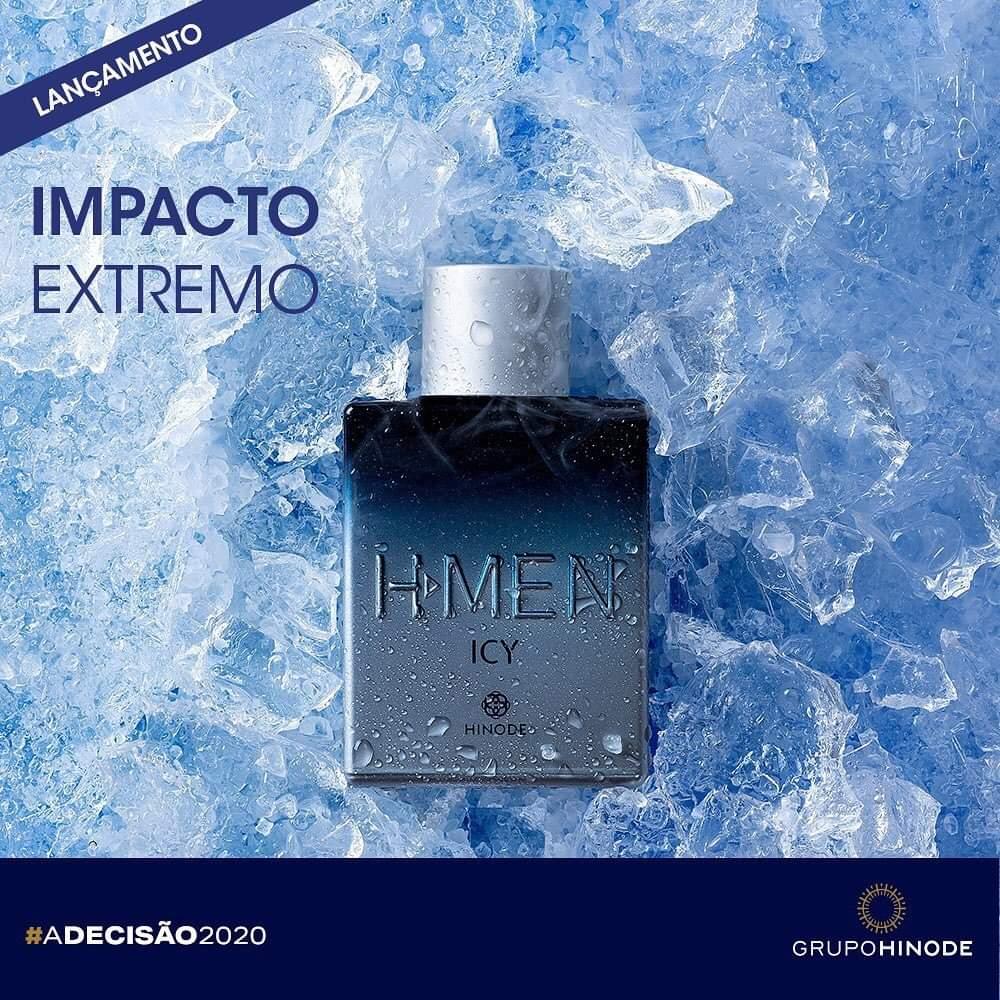 lançamento HMEN Icy